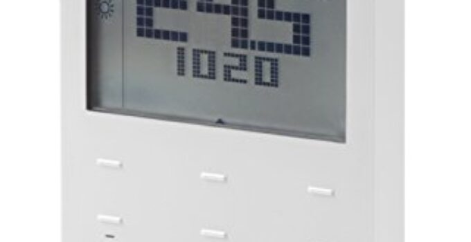 Compra Aquí Termostato Siemens Rde100 9