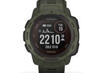 Top 10 Smartwatch Militar 24