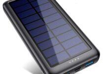 Listado de Cargador De Móvil Solar 15