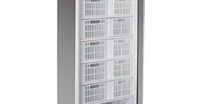 Compra Aquí Congelador Vertical Industrial – Elección 5