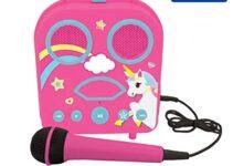 Compra Aquí Karaoke Portátil Infantil – Elección 17