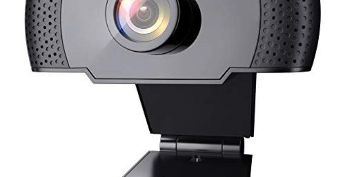 Top 10 Webcam Portátil Con Mejores Comentarios 7