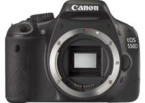 Compra Aquí Cámara Canon Eos 550D Top Mejores 24