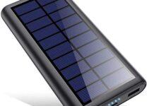 Top 10 Bateria Portátil Solar Con Mejores Comentarios 18