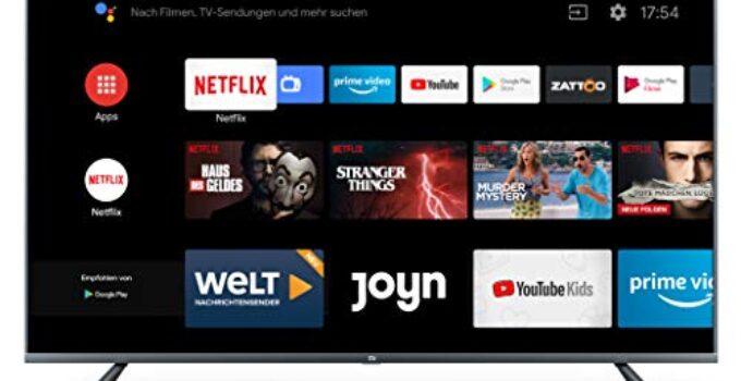 Lo Más Barato De Tv Led 55 4K – Mejores Precios 8