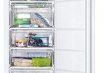 Rebajas en Congelador Vertical Zanussi 18