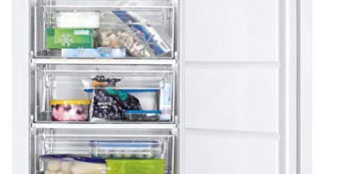 Top 10 Mejores De Congelador Vertical 125 Cm 9