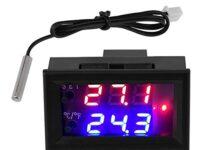 Compra Aquí Termostato Digital 12V – Elección 22