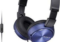 Compra Aquí Auriculares Sony Mdr Zx310Ap - Al Mejor Precio 25