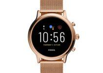Compra Aquí Fossil Smartwatch Mujer - Al Mejor Precio 19