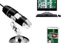Catálogo de Microscopio Para Ordenador 23