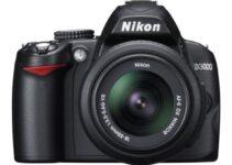 Rebajas en Cámara Reflex Nikon D3000 20