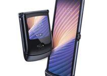 Listado de Motorola Pantalla Plegable 19