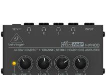 Lo Más Barato De Amplificadores Auriculares – Mejores Precios 25