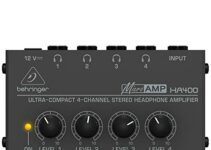 Top 10 Amplificador Auriculares Con Mejores Valoraciones 18