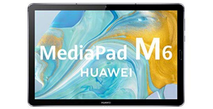 Compra Aquí Huawei Mediapad M6 - Precios Bajos 10