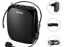 Compra Aquí Amplificador Con Microfono Portátil - Al Mejor Precio 23