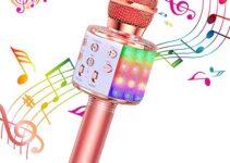 Compra Aquí Karaoke Portátil Infantil – Elección 21