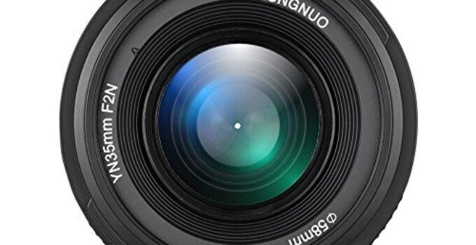 Top Ofertas De Yongnuo 35Mm Nikon 7