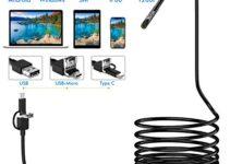 Compra Aquí Cámara Endoscopica Android Mejor Selección 23