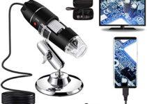 Catálogo de Cámara Para Microscopio 17