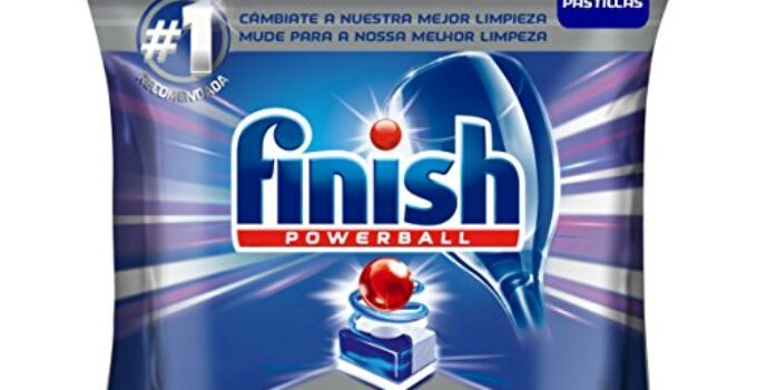 Top 10 Pastillas Lavavajillas Finish Con Mejores Comenarios 3