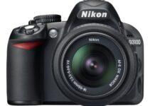 Listados En Oferta De Cámara Nikon D3100 22