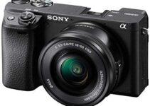 Compra Aquí Cámara Sony A6300 - Al Mejor Precio 24