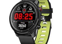 Top 10 Kivors Reloj Inteligente L1 Con Mejores Comentarios 24