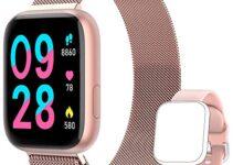 Lo Más Barato De Smartwatch Correa Metálica – Mejores Precios 25