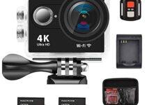 Catálogo de Cámara Deportiva 4K Wifi 23