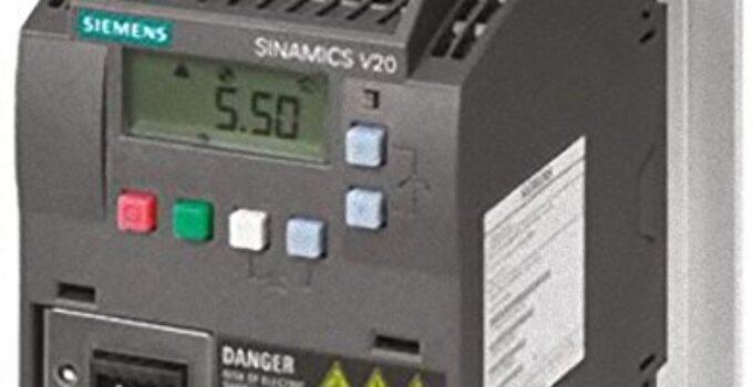 Rebajas en Variador Siemens V20 4