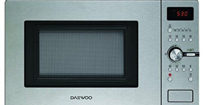 Ofertas De Microondas Daewoo Kog 837Rs 5