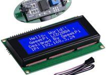 Lo Más Barato De Pantalla Lcd Arduino I2C – Mejores Precios 21
