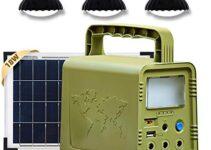 Top 10 Energia Solar Portátil Con Mejores Comentarios 22
