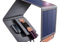 Top 10 Panel Solar Portátil Con Mejores Comentarios 21