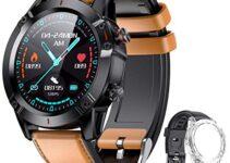 Top 10 Smartwatch Fierro Con Mejores Comentarios 19