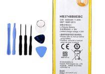Listado de Bateria Huawei G7 19