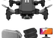 Catálogo de Mini Drone Con Cámara 18