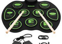 Listado de Bateria Electronica Portátil 18