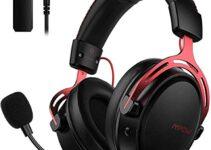 Top 10 Auriculares Gaming Pc Inalámbricos Con Mejores Comentarios 18