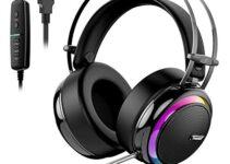 Compra Aquí Auriculares Gaming Usb - Al Mejor Precio 22