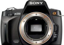 Top 10 Cámara Sony A230 Con Mejor Valoración 20